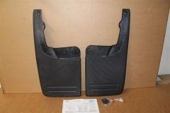 VW Amarok 2010-2020 front mudflaps kit 2H0075101B New Genuine VW part
