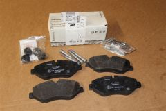 Front brake pads VW Crafter CR30 / 35 2006-2016 JZW698151AB New Genuine VW part