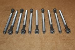 Set of 10 cylinder head bolts Golf MK4 150 ARL 038103384C Genuine VW