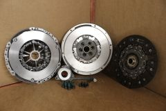 Flywheel clutch and release bearing kit 163 / 170 TDi Golf MK5 A3 Touran Passat Altea Leon