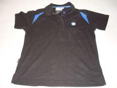 VW merchandise black / blue t shirt size 14 New genuine VW part