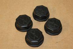 Set of 4 wheel centre caps Golf MK1 T1 T2 Beetle 111601171 New genuine VW part
