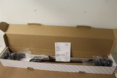 VW roof bar set (2 bars) locking for VW T5 T5.1 T6 T6.1 7H0071126 Genuine VW