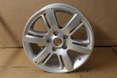 "VW Amarok single 18"" ALDO alloy wheel 2H0601025R 8Z8 New Genuine VW part"