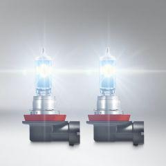 Osram Nightbreaker Laser +150 H11 foglight bulb upgrade VW Transporter T6 / 6.1