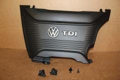 VW T6 / T6.1 Transporter / Caravelle engine cover kit including fixings