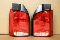 VW T5 / 5.1 / 6 upgrade kit to 6.1 rear lights (barn doors only) Fits 2003 - 2020