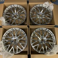 "Set of 4 20"" Audi R8 alloy wheels 4S0601025C & 4S0601025AC New genuine Audi"