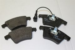 VW Transporter T5 / 5.1 / 6 / 6.1 front brake pads for 308mm discs New Genuine VW kit