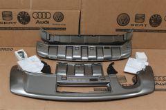 combi rear bumper anti-scratch film 6V6061197 Genuine Skoda Skoda Fabia estate