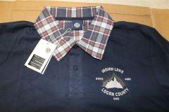 Amarok Indian Lake polo Shirt XL 2H1084230D 287 New Genuine VW Merchandise