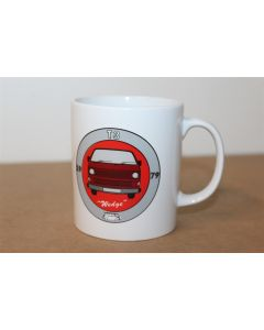 VW Retro T3 Wedge Mug ZGB9011401 115 New Genuine VW Merchandising item
