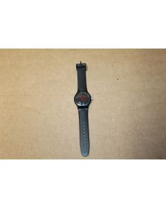 Black GTi Wrist Watch 5G0050800 041 New Genuine VW Merchandise