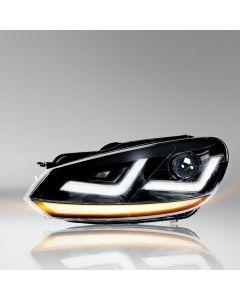 OSRAM LED headlight kit Golf MK6 UK / RHD LEDHL102-BKRHD New genuine Osram kit