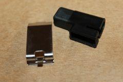 VW Transporter T5 5.1 6 6.1 Fuel Filler flap spring repair kit  New genuine kit