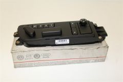 VW Touareg front right seat adjustment switch pack 7L6959766B New genuine VW
