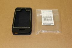 VW Official Merchandise iPhone 4 / 4S Leather Holder 5C0087315B New genuine VW