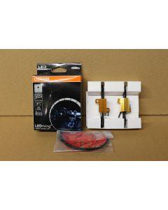 Osram LED conversion canbus controller for 21w bulb circuit LEDCBCTRL102