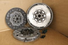 VW Caddy 1.9 BJB BLS 2004-2011 Genuine VW dual mass dlywheel DMF and clutch kit
