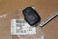 Key Remote Section Sharan / Alhambra 2001 - 2010 7M3959753 New Genuine Seat part