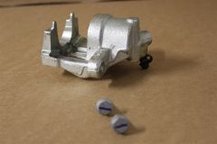 Single Front Brake Caliper A4514210098 New Genuine Mercedes Part