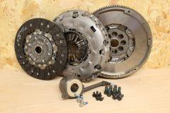Clutch and dualmass flywheel kit VW Transporter 2.5 TDi 2003 - 2010 130 only - New genuine VW Parts