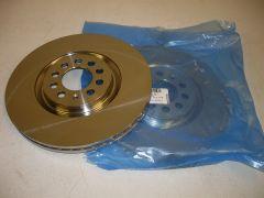 312mm front brake discs Golf MK4 V5 V6 Audi A3 Leon Octavia JZW615301G Genuine