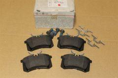 Rear Brake pads Golf MK2 Jetta MK2 Seat Ibiza 1H0698451E New Genuine VW part