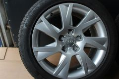 "Audi A5 17"" Alloy Wheel & Tyre 225/50X17 8T0601025C Conti Sport New genuine Audi"