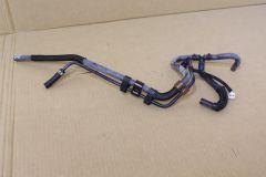 Coolant header tank / activated charcoal pipe 2.3 V5 AQN engine Golf Bora Leon Toledo 1J0133366AF New genuine VW