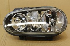 VW Golf MK4 25th anniversary left dark tinted headlight for LHD cars only 1J1941017Q New genuine VW part
