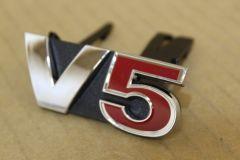 VW Bora V5 front grille badge 1J5853679D GQF New genuine VW part