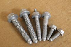 Right engine mount bolt kit various VW Audi Skoda SEAT 1K0199KIT01 New genuine VW