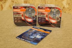 VW Golf MK5 / GTi Osram Nightbreaker laser headlight bulb upgrade kit - New genuine Osram