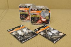 VW Scirocco 2014-2019 Osram headlight bulb kit upgrade with NightBreaker Laser and LED side