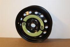 "VW Space Saving Steel Wheel NO TYRE 3.5 x16"" 5Q0601027AR New Genuine VW part"