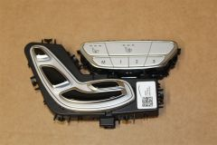 CL W217 Left Seat Switch A2229050501/7N49 New Genuine Mercedes Part