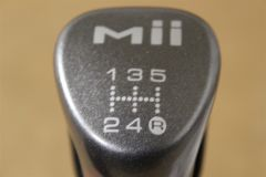 Seat Mii 5 speed Shira grey Gear knob with Mii Logo 1SL064230 New Genuine part