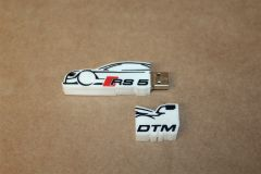 Audi RS5 DTM 4GB USB memory 3291300500 New Genuine Audi Merchandise item