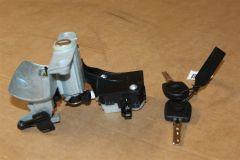 Boot Lock Assembly & Keys Seat Ibiza Cordoba 2002-10 6L6827573G New Genuine Seat