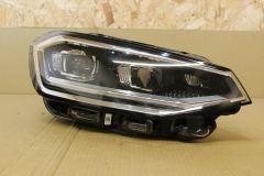 Right full LED headlight VW Golf SV / Sportsvan 2016 - 2020  518941114 (518941114A) New genuine VW part