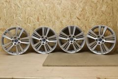 "Set of 4 18"" Skoda Octavia 5E 'Pictoris' alloy wheels 5E0601025AB Used / take off condition"
