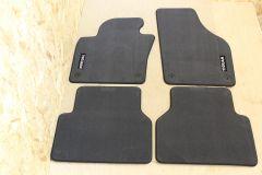 LEFT HAND DRIVE VW Tiguan carpet mats 2008 - 2017 5N1061270PRYJ New genuine VW accessories