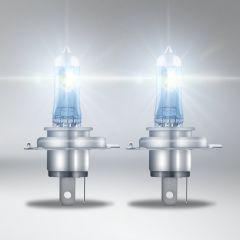 Osram NIGHTBREAKER LASER +150 H4 headlight bulb 12v twinpack 64193NL-HCB