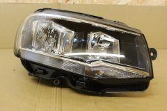 VW Transporter T6 front right headlight (H7 type) 7E2941006F (7E2941006G) New genuine VW Part