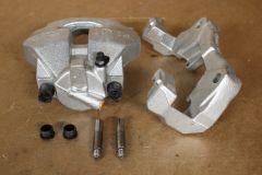 VW Transporter T5 / 5.1 / 6 / 6.1 front right brake caliper & carrier bracket for 308mm discs