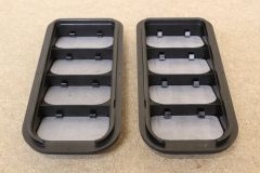 VW Golf MK7 / 7.5 rear panel air vent kit (to fix water leak) New genuine VW parts
