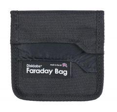 Disklabs Key Shield (KS1) Faraday Bag - RF Shielding for Car Keys / fobs
