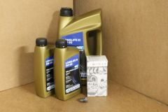 VW Transporter T5 2003–2010 1.9 TDi service kit with oil filter, sump plug & oil