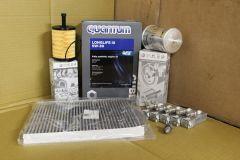 Full service kit V5 2.3 AQN 170 Golf MK4 Bora Toledo Beetle Genuine VW parts & oil